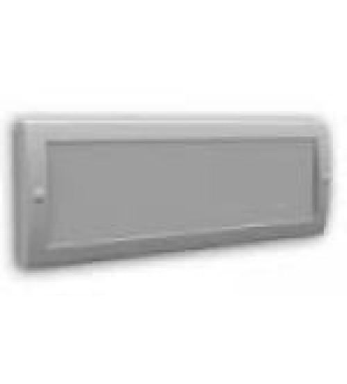 Сфера (12В) Без надписи (плоское) Оповещатель охранно-пожарный световой (табло)