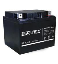 АКБ 12В/40Ач Cвинцово-кислотная аккумуляторная батарея