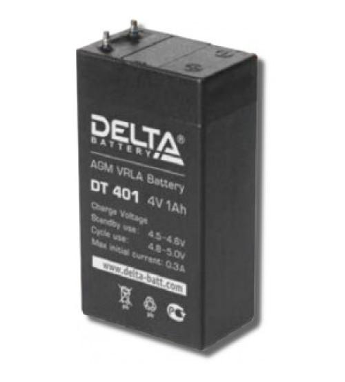 Delta DT 401 Delta Аккумулятор герметичный свинцово-кислотный