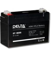 Delta DT 4035 Аккумулятор герметичный свинцово-кислотный