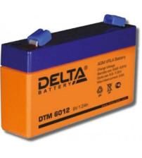 Delta DTM 6012 Аккумулятор герметичный свинцово-кислотный
