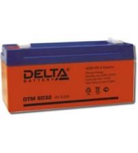 Delta DTM 6032 Аккумулятор герметичный свинцово-кислотный