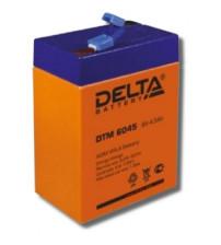 Delta DTM 6045 Аккумулятор герметичный свинцово-кислотный