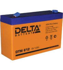 Delta DTM 612 Аккумулятор герметичный свинцово-кислотный