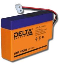 Delta DTM 12008 Аккумулятор герметичный свинцово-кислотный