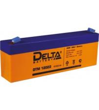 Delta DTM 12022 Аккумулятор герметичный свинцово-кислотный