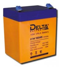 Delta DTM 12045 Аккумулятор герметичный свинцово-кислотный