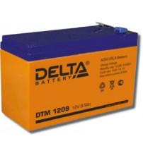 Delta DTM 1209 Аккумулятор герметичный свинцово-кислотный