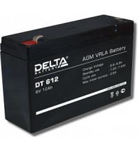 Delta DT 612 Аккумулятор герметичный свинцово-кислотный