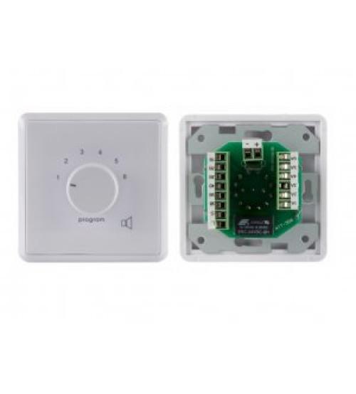 PR-06 Селектор программ с регулятором громкости  (ROXTON)