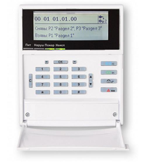Астра-812 Pro Прибор приемно-контрольный с встроенной клавиатурой и радиомодулем