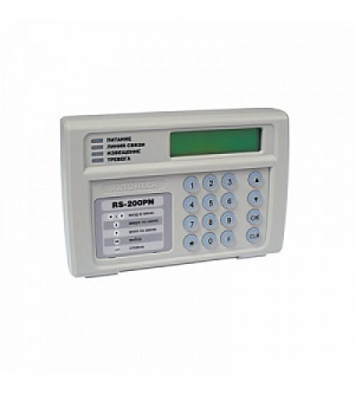 RS-200PN-600 Пульт централизованного наблюдения