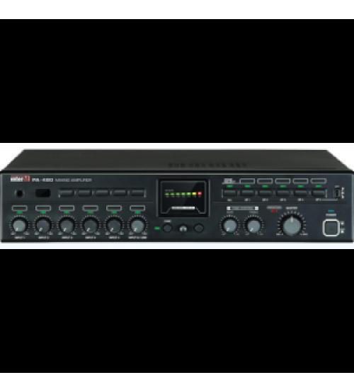 PA-480 Усилитель трансляционный зональный (INTER-M)