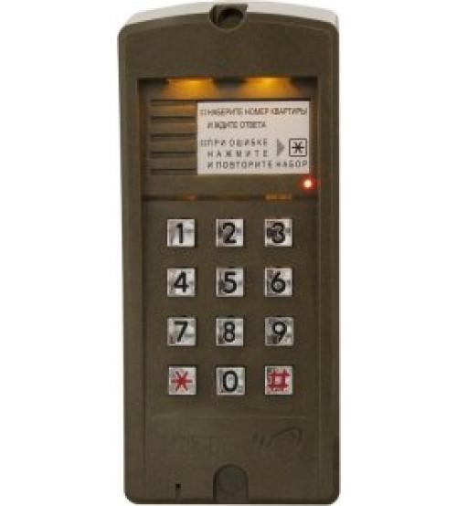 БВД-310F Вызывная панель аудиодомофона
