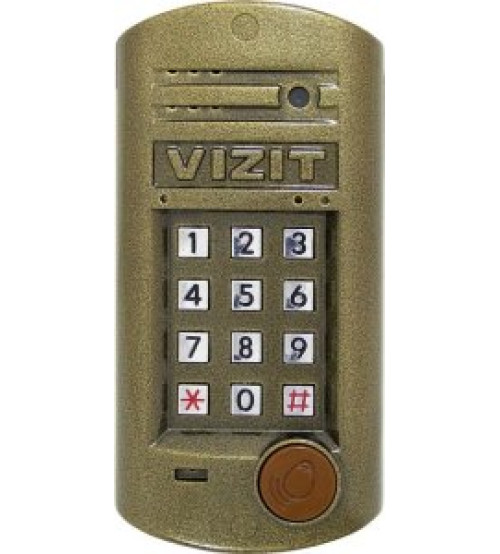 БВД-314FCP Блок вызова домофона