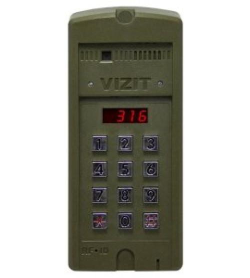 БВД-316RCP Вызывная панель видеодомофона