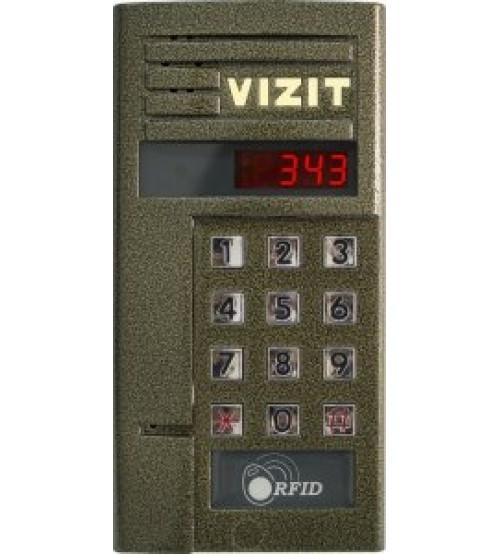 БВД-343R Вызывная панель аудиодомофона