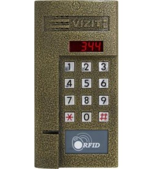 БВД-344F Блок вызова домофона