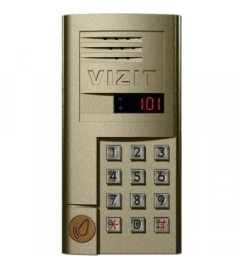 БВД-SM101R Вызывная панель аудиодомофона