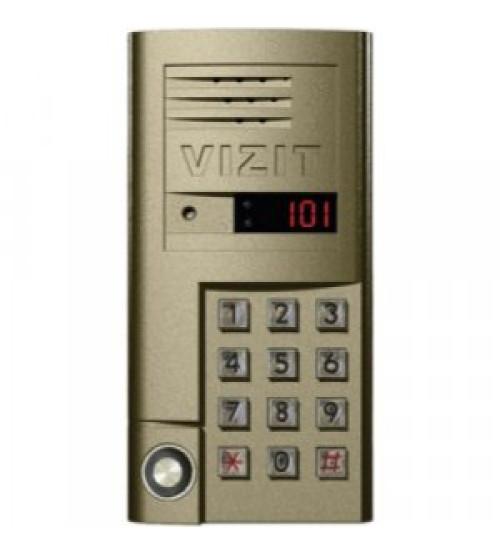 БВД-SM101T Вызывная панель аудиодомофона