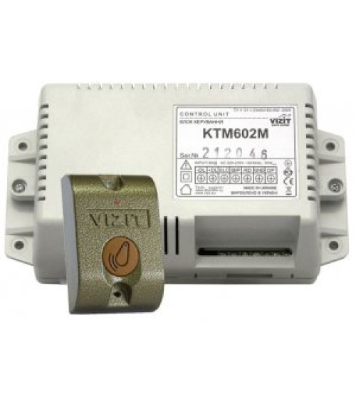 VIZIT-КТМ602R Контроллер для ключей RF
