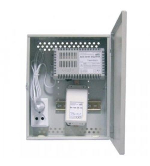 VIZIT-MB1 Бокс для монтажа блоков питания, управления и коммутации