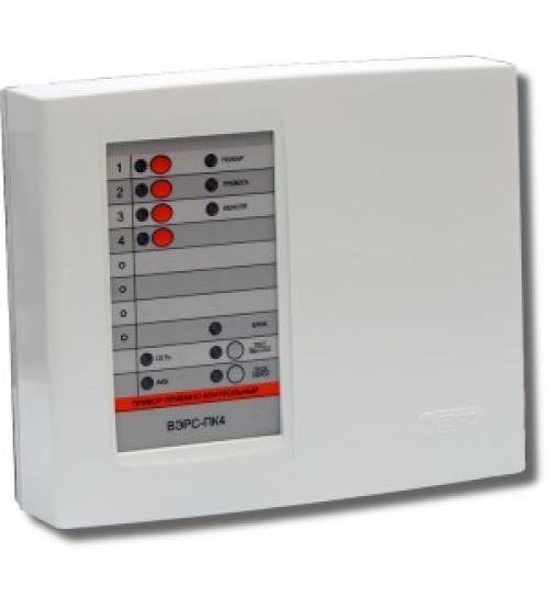 ВЭРС-ПК 4 П ТРИО-М Прибор приемно-контрольный охранно-пожарный