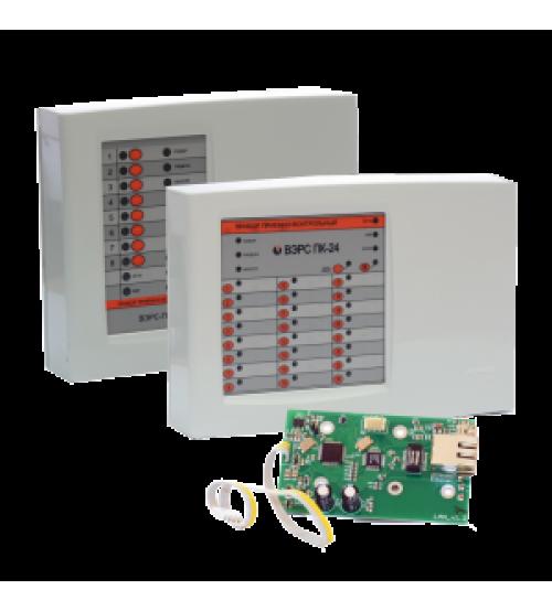 ВЭРС-ПК16 LAN верс 3.2 Прибор приемно-контрольный охранно-пожарный для удаленного мониторинга и управления