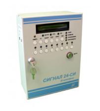 Сигнал 24-СИ (8шс) Прибор приемно-контрольный охранно-пожарный