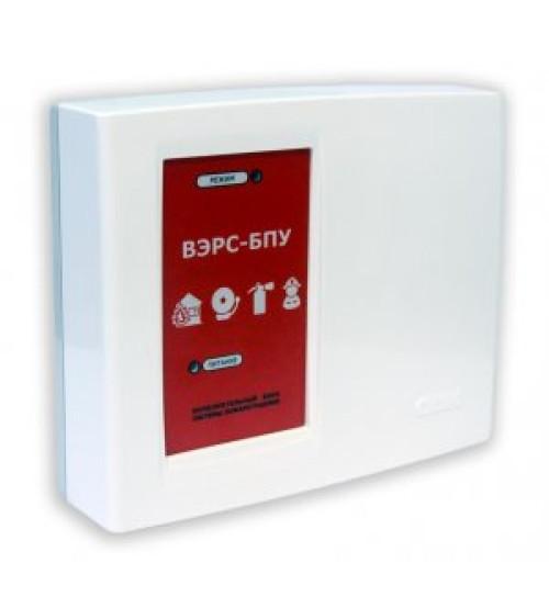 ВЭРС-БПУ Прибор приёмно-контрольный и управления пожарный