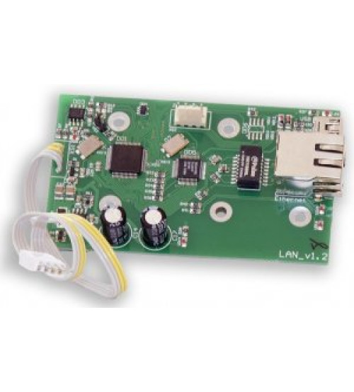 ВЭРС-LAN  (с кронштейном) Преобразователь интерфейсов для приборов ВЭРС-ПК