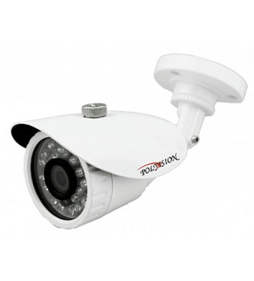 Polyvision PN-A1-B2.8 v.2.1.1 Видеокамера мультиформатная цилиндрическая уличная