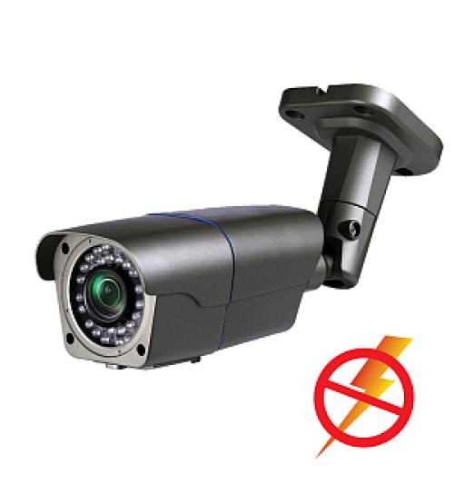 Polyvision PNL-A2-V50HL v.9.5.7 dark Видеокамера AHD корпусная уличная