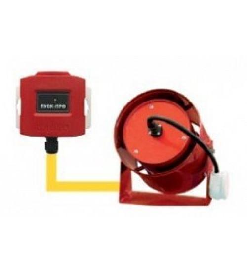 СТЭП ТОР-1000 (Стрелец-ПРО)  Модуль пожаротушения порошковый радиоканальный