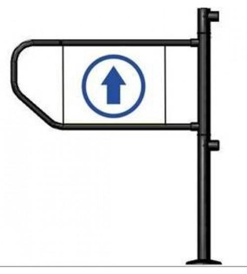 Флажок 32-П Калитка ограждения правая