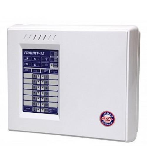 Гранит-12А GSM Прибор приемно-контрольный охранно-пожарный со встроенным коммуникатором GSM