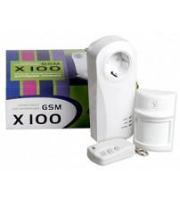 X100 комплект GSM-сигнализации GSM сигнализация