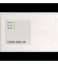 С2000-КДЛ-2И Контроллер двухпроводной линии с гальванической развязкой