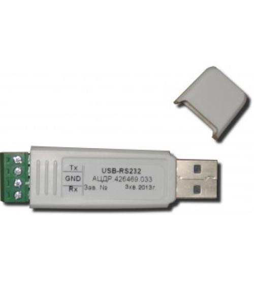 USB-RS232 Преобразователь интерфейсов