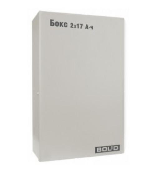 Бокс-12 исп.01 (Бокс-12/34М5-Р) Бокс для аккумуляторов
