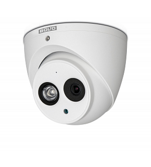 BOLID VCG-822 Видеокамера мультиформатная купольная уличная антивандальная