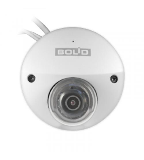BOLID VCI-722 версия 2 IP-камера купольная уличная