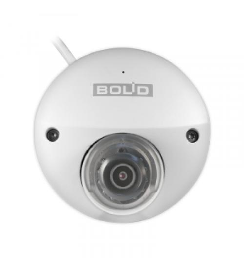 BOLID VCI-742 версия 2 IP-камера купольная уличная антивандальная