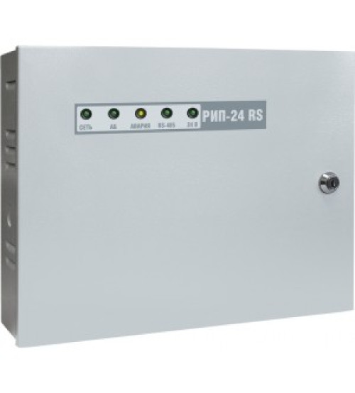 РИП-24 исп. 50 (РИП-24-2/7М4-Р-RS) Источник питания резервированный