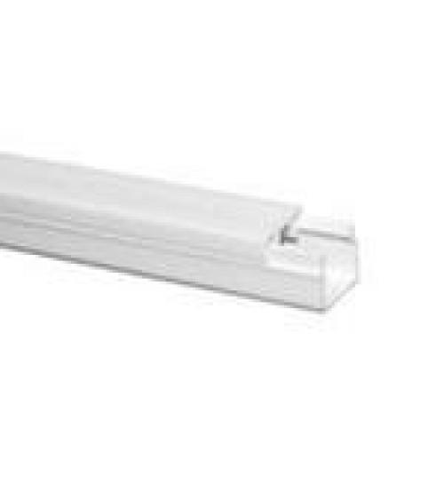 Кабель-канал белый Идеал 12x12мм