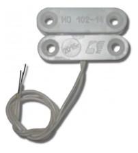ИО 102-14 (СМК-14), белый  Извещатель охранный точечный магнитоконтактный