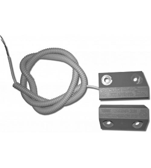 ИО 102-20 Б3П (2) Извещатель охранный точечный магнитоконтактный, кабель в пластмассовом рукаве