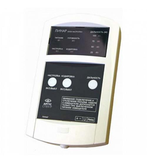 Линар-200, блок настройки Блок для юстировки, кодировки, настройки извещателя Линар-200