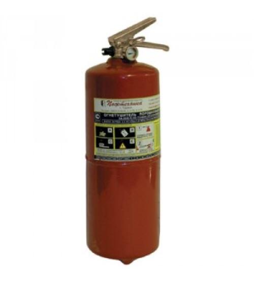 ОП-2 (з) АВСЕ  Огнетушитель порошковый закачной, переносной