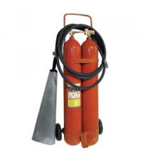 ОУ-15 Огнетушитель углекислотный, передвижной